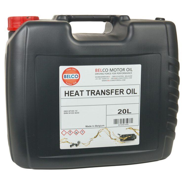 HEAT TRANSFER OIL
