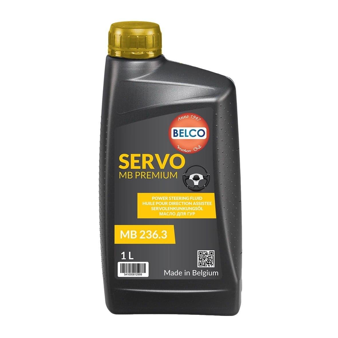 Servo MB Premium