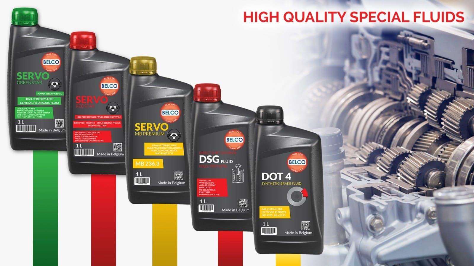 High-Quality-Special-Fluids