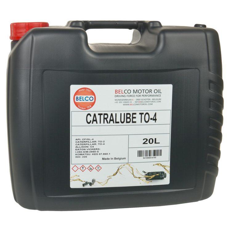 CATRALUBE TO-4