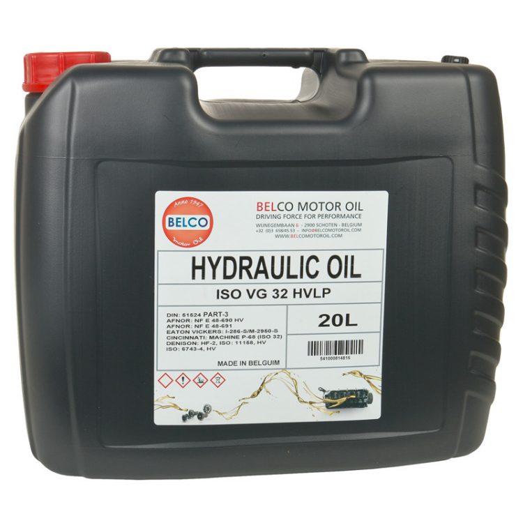 HYDRAULIC OIL ISO VG 32 HVLP