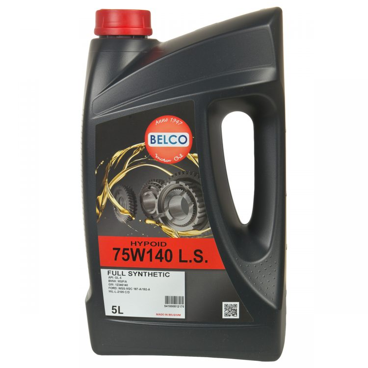HYPOID 75W-140 L.S.