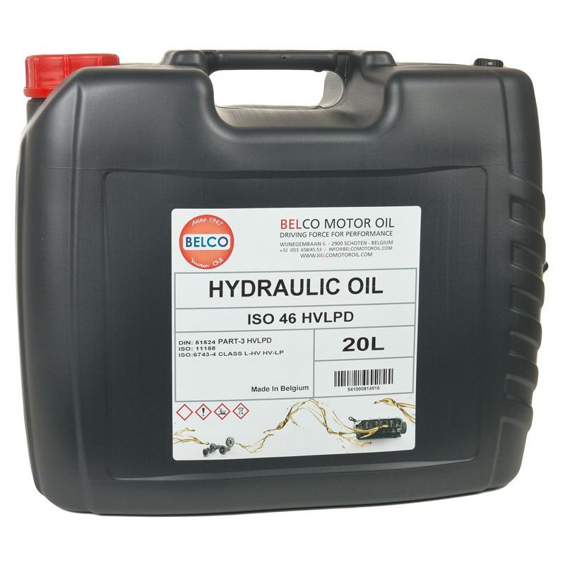 HYDRAULIC OIL ISO 46 HVLPD