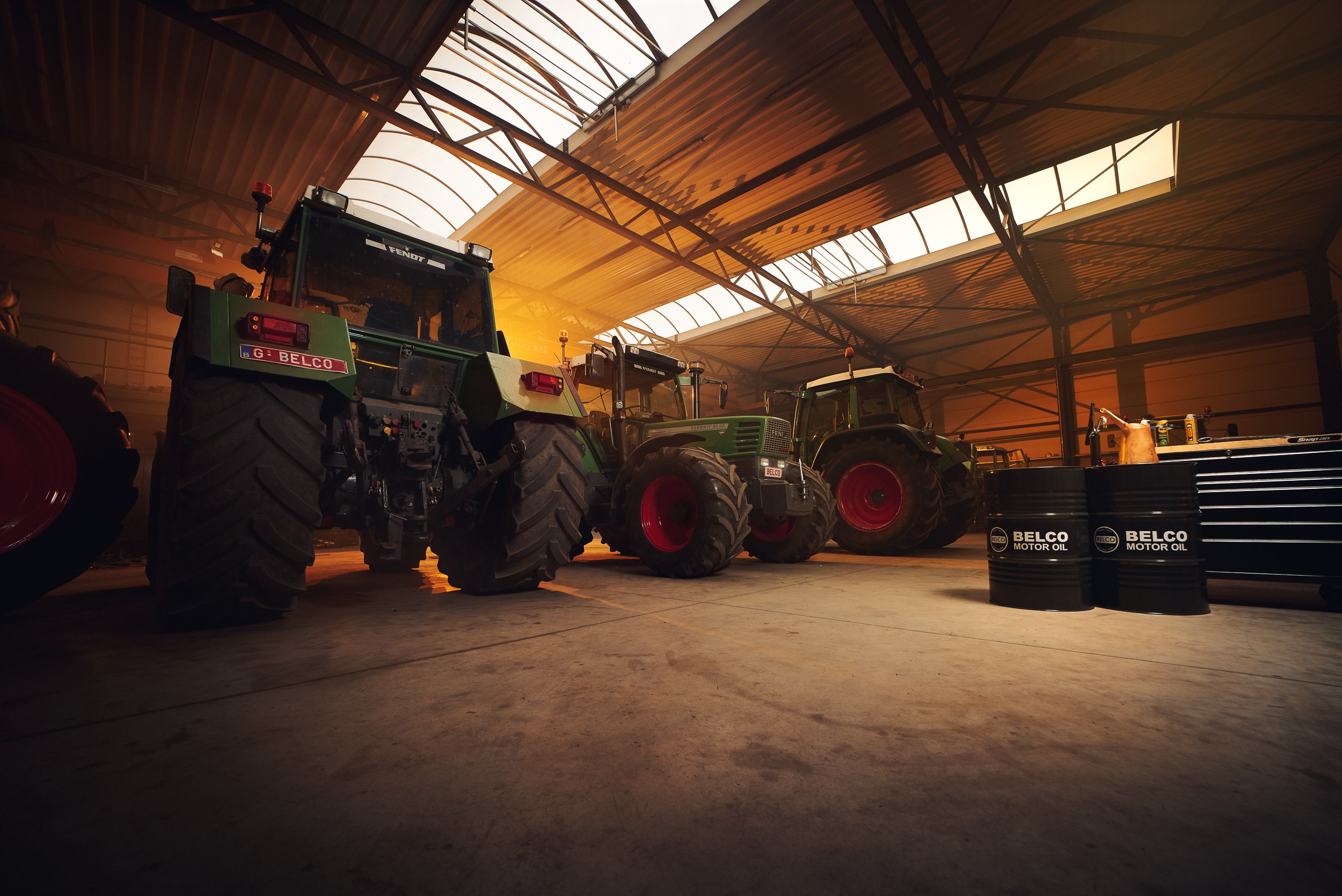 belco agriculture machines oils
