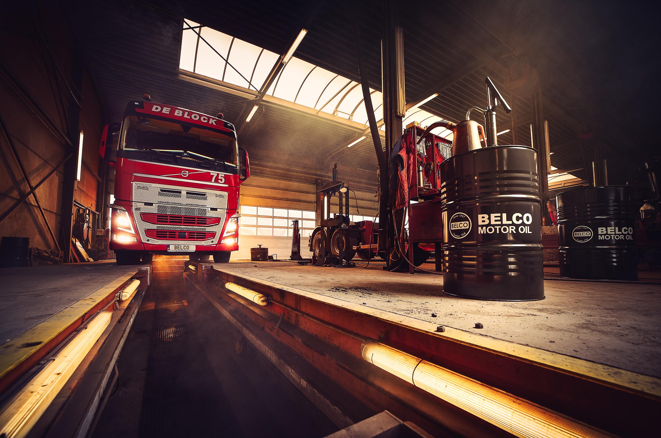 belco truck motor oils